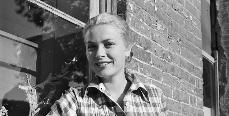 High Noon. Grace Kelly