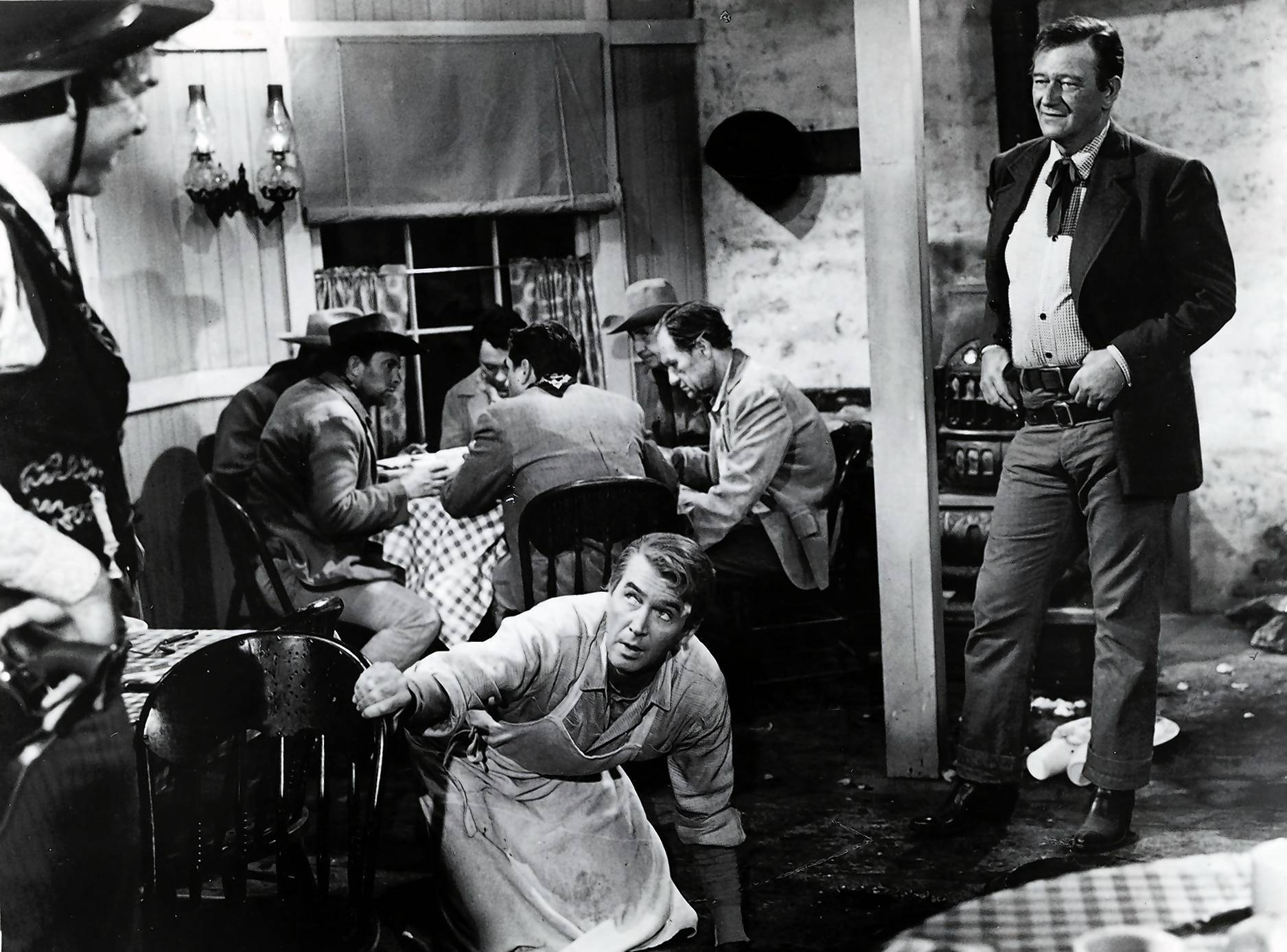 Liberty Valance. John Ford. Gregory Peck
